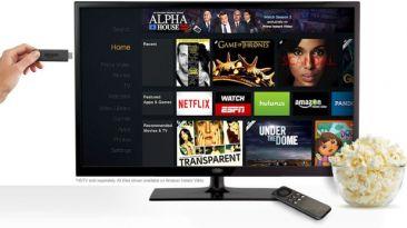 Fire TV Stick, el desafío de Amazon al Chromecast de Google