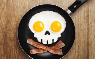 Desayuno tenebroso: Prepara originales platos con estos objetos