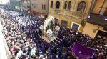 El Señor de los Milagros tendrá hoy este recorrido en Lima - Noticias de cristo moreno