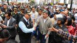 Gamarra: más de 680 policías inician recuperación del emporio - Noticias de actos delictivos