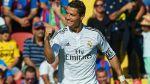 Cristiano Ronaldo fue elegido mejor jugador de la Liga española - Noticias de mejor gol