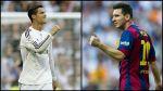 Cristiano y Messi encabezan lista de nominados al Balón de Oro - Noticias de bastian schweinsteiger
