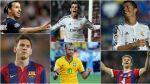 Conoce a los 23 candidatos para ganar el Balón de Oro 2014 - Noticias de mundial brasil 2014