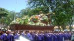 Huánuco: procesión del Señor de Burgos inició su recorrido - Noticias de salvador pineiro