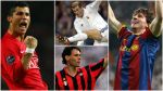UEFA celebra 60 años con los 60 mejores goles de su historia - Noticias de cristiano ronaldo