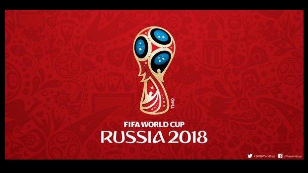 Rusia 2018: logo del mundial fue presentado desde el espacio | Futbol ...