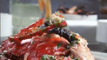 Así se prepara el mejor cebiche de cangrejo