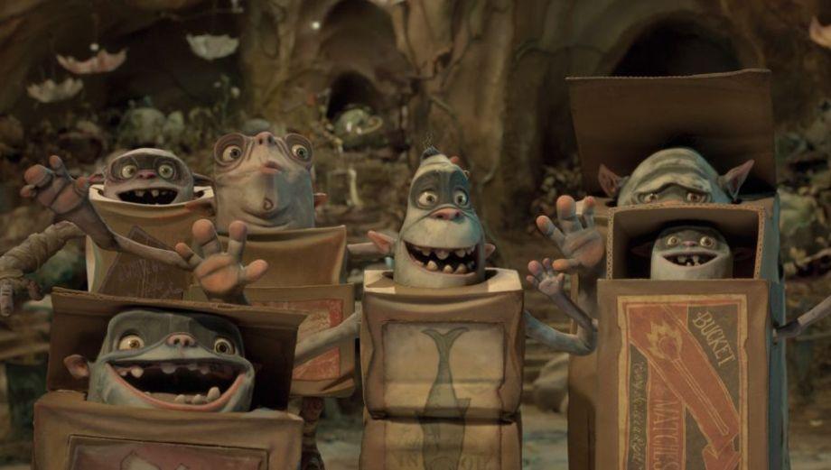 """Los Boxtrolls"": unos monstruos que te cautivarán"