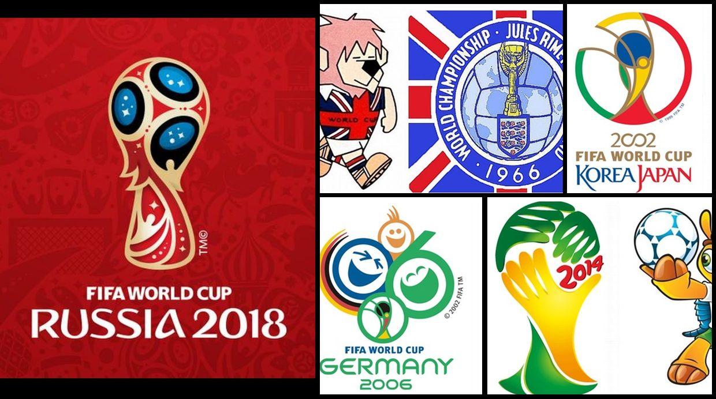 Logo Rusia 2018: mira los logos de la historia de los mundiales | Foto ...