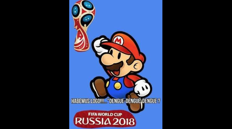 Mira los memes que generó el logo del Mundial Rusia 2018 | Foto ...