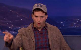 Ashton Kutcher contó por qué le puso a su hija Wyatt