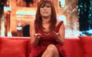 "Magaly Medina: ""A los envidiosos les debo mi liderazgo"""