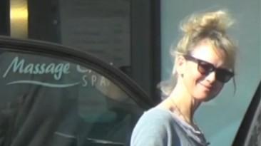 Renée Zellweger reaccionó así ante pregunta sobre su rostro