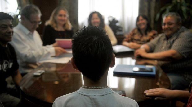 Niño transexual de 10 años cambió de género sin ir a juicio