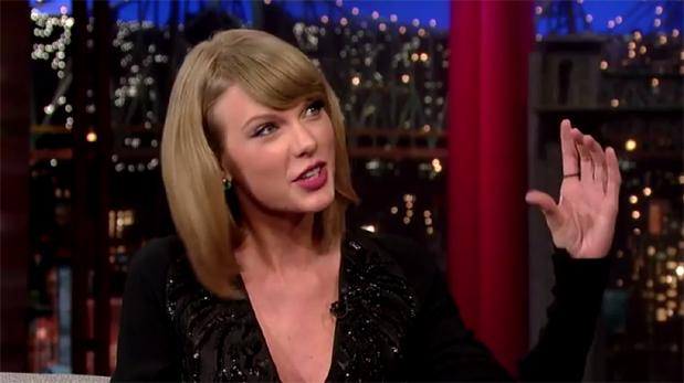 Taylor Swift y la curiosa manera en la que probó su nuevo disco