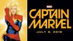 """Carol Danvers será el """"Capitán Marvel"""" en nueva película - Noticias de la viuda negra"""
