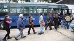 Corredor azul: expertos evalúan reformulación de los pasajes - Noticias de italo fernandez