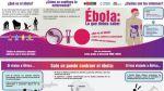 ¿Ves qué tiene de malo este folleto contra el ébola del Minsa? - Noticias de campaña de salud
