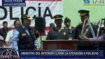 Daniel Urresti amenazó a policía con enviarlo al Vraem [Video] - Noticias de obras inconclusas
