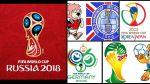 Logo Rusia 2018: mira los logos de la historia de los mundiales - Noticias de rusia