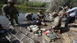 El duro entrenamiento de los futuros comandos de la FAP [Fotos] - Noticias de militares