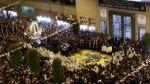 Hombre murió cuando se guardaba anda del Señor de los Milagros - Noticias de cristo moreno