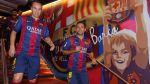 Barcelona se hizo la foto oficial con todas sus estrellas - Noticias de camp nou