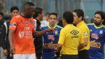 Cristal fue sancionado por caso de insultos racistas a Tejada - Noticias de estadio nacional
