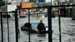 Buenos Aires sufre inundaciones por un fuerte temporal - Noticias de inundaciones
