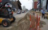 Obras de estacionamientos en San Isidro empeoran horas punta