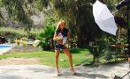 Sheyla Rojas: sensual sesión fotográfica para su marca de ropa