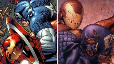 """""""Capitán América: Civil War"""" y diez cosas que debes saber"""