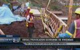 Cusco: obras provocaron el colapso de cinco viviendas