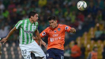 Copa Sudamericana: Vallejo perdió 1-0 ante Atlético Nacional
