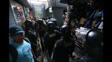 Cigarrillos de contrabando fueron incautados por la policía