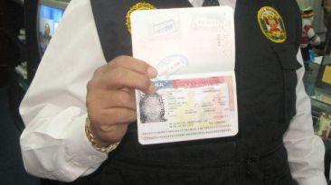 Hermanos falsificaban documentos para obtener visas ilegalmente