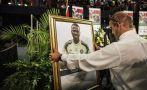 Arquero sudafricano fue homenajeado por Ministerio de Deportes