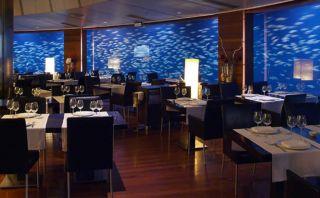 Sumérgete en este restaurante submarino en España