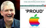 Tim Cook es gay: Las reacciones que generó la noticia