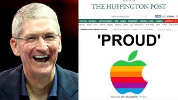Tim Cook es gay: Las reacciones que generó la noticia