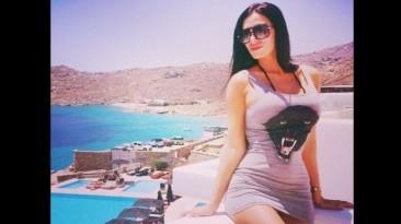 Soraya Vucelic, la sexy modelo serbia vinculada con Neymar