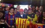"""Hugo Sotil: """"Quiero que me entierren con la camiseta del Barza"""""""