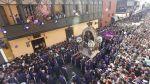 Señor de los Milagros: 36 personas atendidas por emergencias - Noticias de señor de los milagros