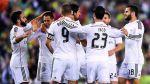 Real Madrid goleó 4-1 al Cornellá en debut en la Copa del Rey - Noticias de real madrid