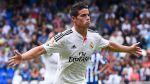 """James Rodríguez y un deseo: """"Sueño con ganar el Balón de Oro"""" - Noticias de real madrid"""