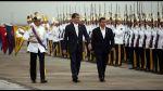 Las postales del encuentro entre Ollanta Humala y Rafael Correa - Noticias de ollanta humala
