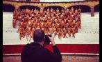 México: Más de 100 mujeres se desnudaron por el Día de Muertos