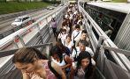 Lima: 60% de mujeres ha sufrido acoso en transporte público