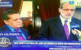 Abogado Noriega fue al Congreso a quejarse con Daniel Abugattás