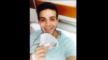 """""""Combate"""": Mario Irivarren fue operado con éxito de lesión"""
